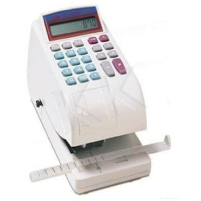 Timi EC-110 Electronic Check Writer (15 Digits Display)