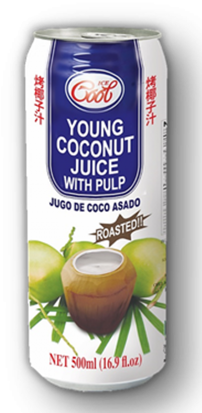 Roasted 70% Coconut Juice 24 x 500ml