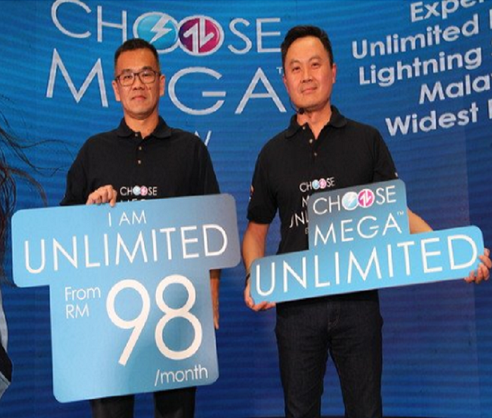 Celcom launches mega postpaid with data cashback Others