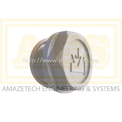 Oil Fill Plug c/w O-Ring RA 0025