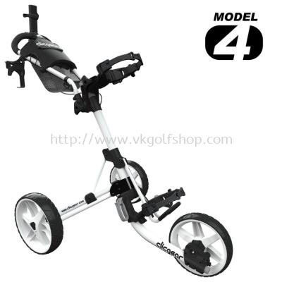 Clicgear 4.0 Cart Matt White