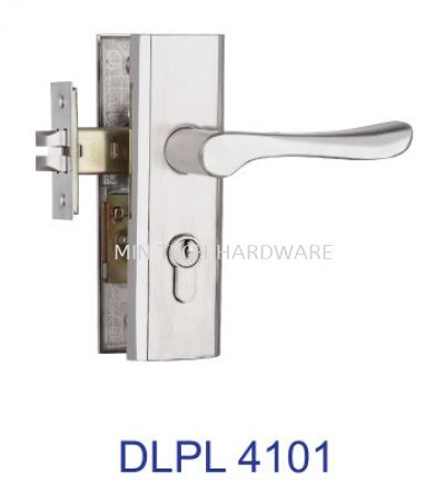 Doretti Mortise Lever Lockset