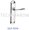 Doretti Lever Handle with Plate Lever Handle Plate Lever Handle Lock Door Lock