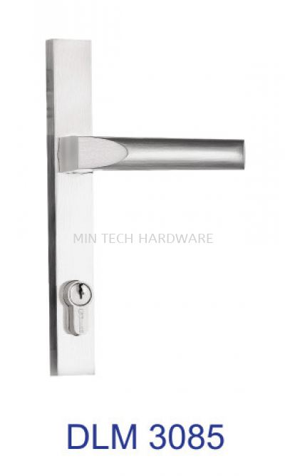 Doretti Lever Mortise Lockset