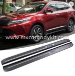 TOYOTA HARRIER 2019 OEM STYLE RUNNING BOARD WITH LED