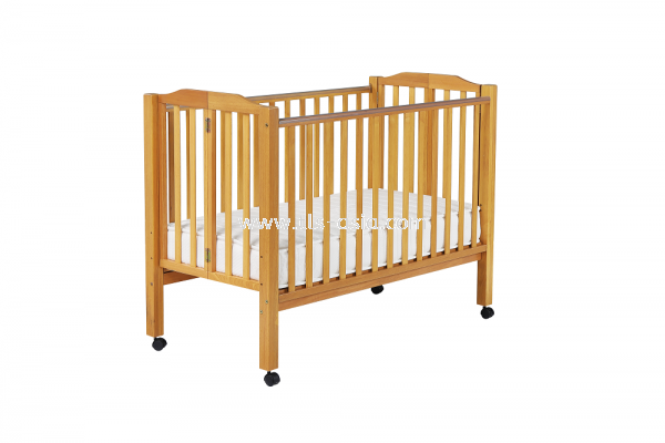 Baby Cot and Baby Mattress