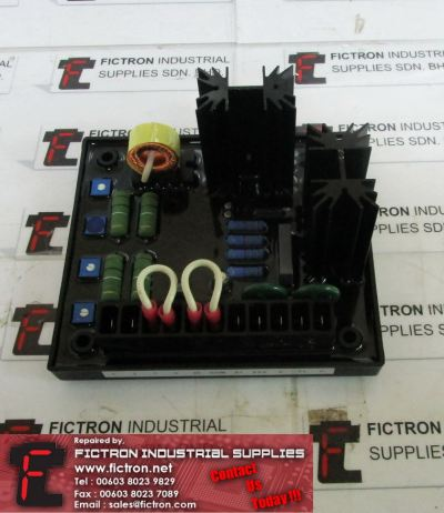 AVC63-7 AVC637 FICTRON Analog Voltage Controller Supply Repair Malaysia Singapore Indonesia USA Thailand