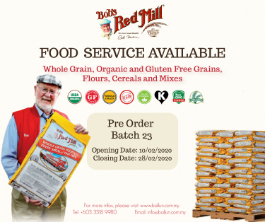 Bob's Red Mill - Food Service Pack