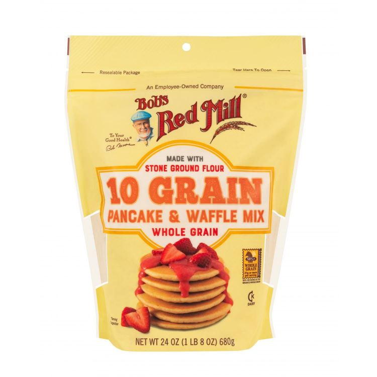 10 Grain Pancake Mix