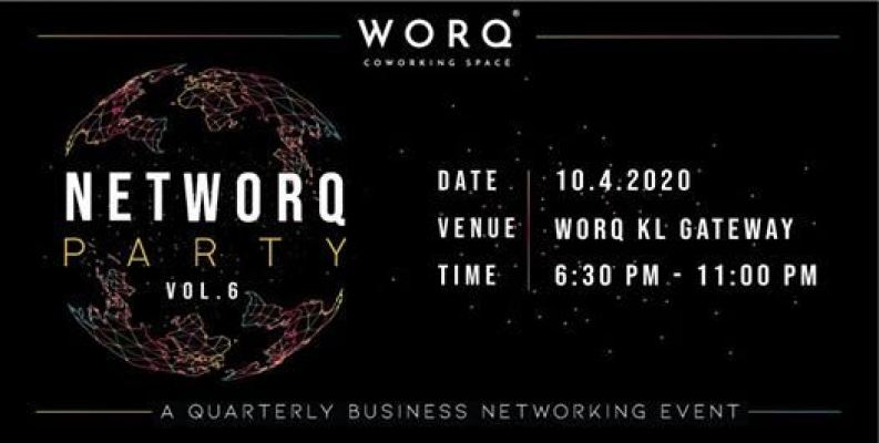 Business NetWORQ Party (Vol. 6)
