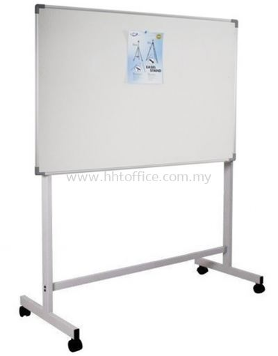 Soft Notice Board with Mobile Stand