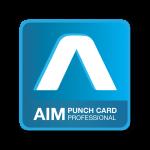 AIM PUNCH CARD PRO