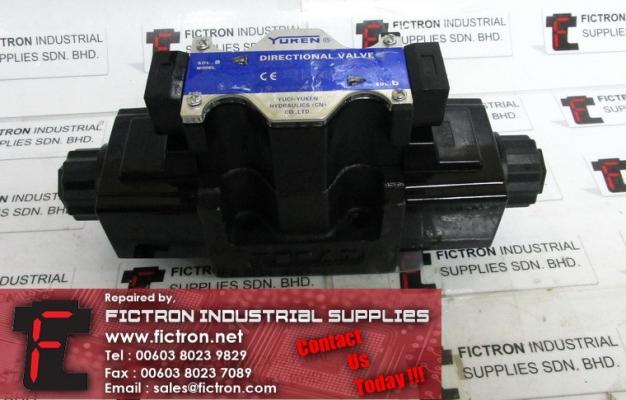 DSG-03-2D2-A100-50 DSG032D2A10050 YUKEN Directional Valve Supply Malaysia Singapore Indonesia USA Thailand