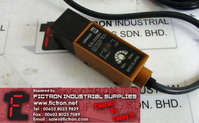 E3S-DS30E4 E3SDS30E4 OMRON Photoelectric Sensor Supply Malaysia Singapore Indonesia USA Thailand