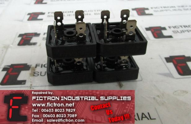 KBPC1016FP FICTRON Bridge Rectifier Supply Malaysia Singapore Indonesia USA Thailand