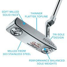 Titleist Scotty Cameron Special Select Newport 2 Putter Left Hand LH 34