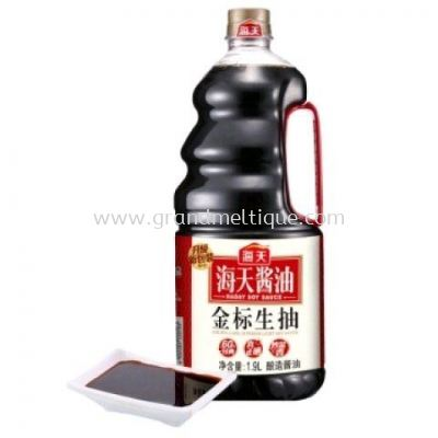 HADAY GOLDEN Label SUPERIOR LIGHT SOY SAUCE 1.9L