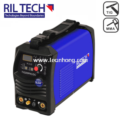 RIL TECH TIG 200P ACDC WELDING MACHINE