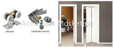 Sliding Roller Gear 50kg Sliding Door System 02. ARCHITECTURAL SLIDE AND FOLD