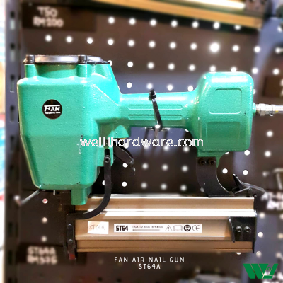 ST64A FAN Air Stapler Gun (concrete)