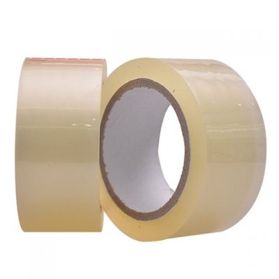 OPP Tape Transparent & Brown