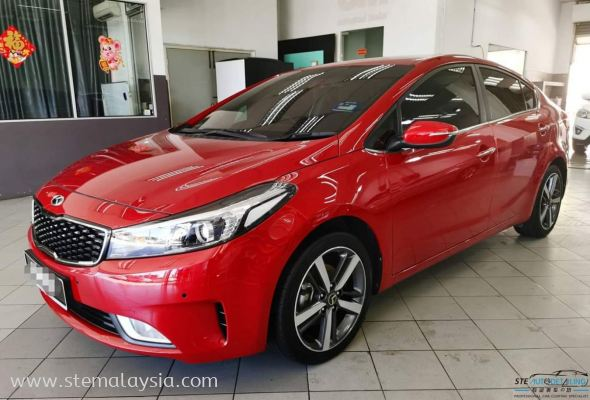 "Kia Cerato Get Ready ""Ang-Ang"" For The 2020 Lunar New Year"
