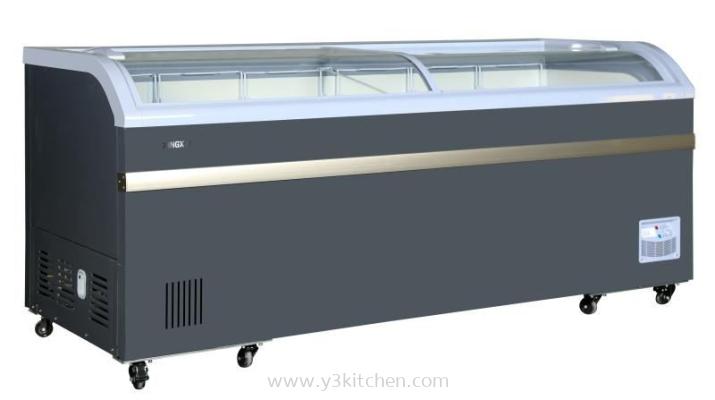 SXS-700Y-Island Chest freezer