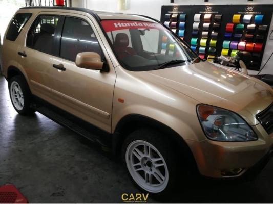 CARV1822 - Super Glossy Metallic Champagne Gold