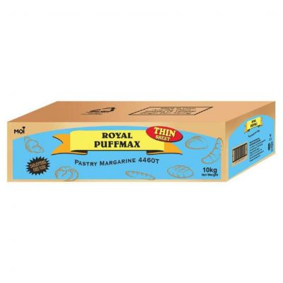 Royal Puffmax Pastry Margarine (10kg)