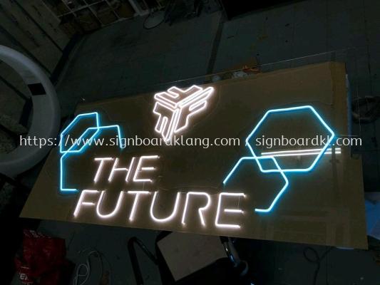 Future LED Neon Bar indoor signage at kota damansara petaling jaya Kuala Lumpur