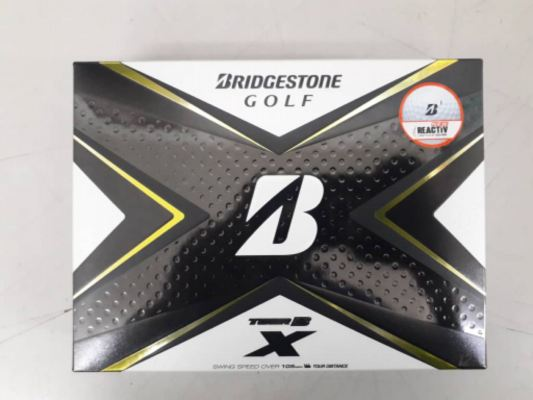 Bridgestone Tour B X Golf Ball 2020