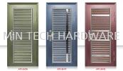 THC Security Door Hollow Stainless Steel 304 Series Security Door