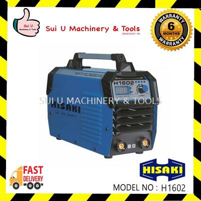 HISAKI H1602 IGBT Inverter Arc Welder