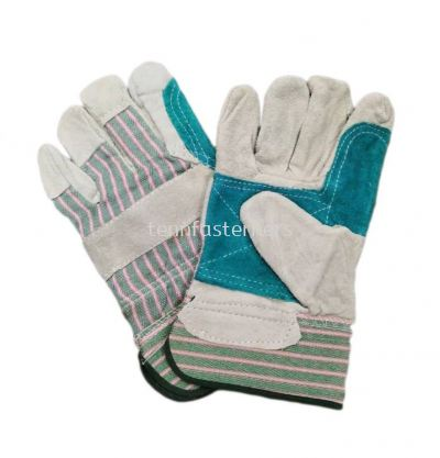 MR MARK10.5 2LAYER SEMI LEATHER GLOVE (1PAIR)
