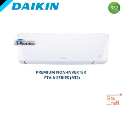 Daikin A-Series(PLASMA) 2.5hp Wall Mounted R32 Non Inverter