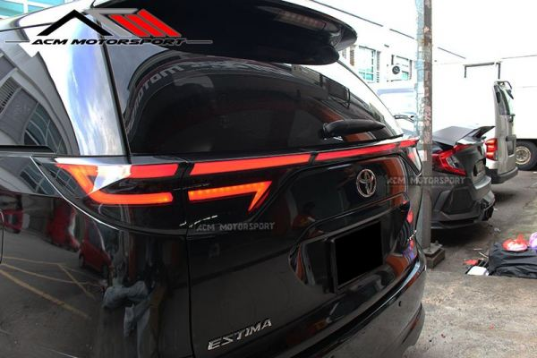 ESTIMA ACR50 Crystal Eye Desgin Tail light