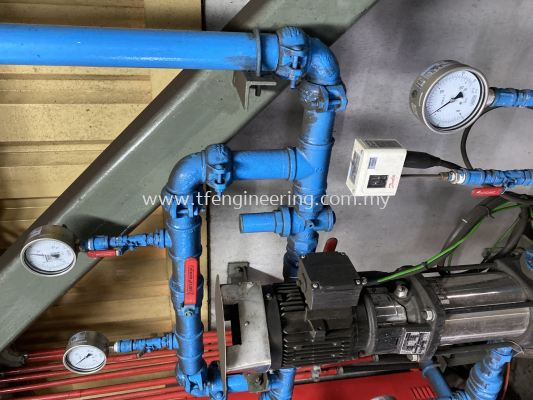 ​washdown  piping system