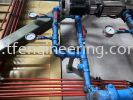 dust suppression system Wash Style Piping System