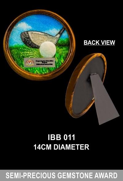 IBB 011 SEMI-PRECIOUS GEMSTONE AWARD