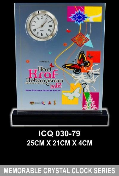 ICQ 030-79 MEMORABLE CRYSTAL