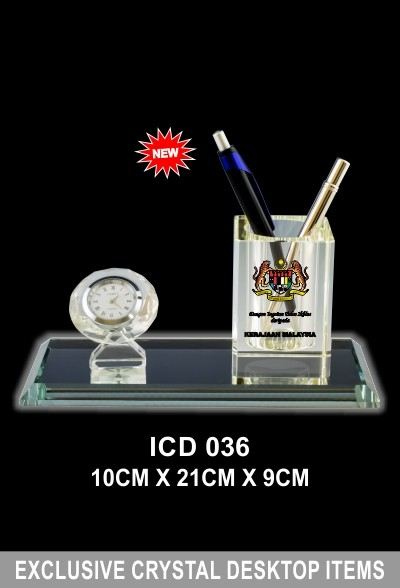 ICD 036 EXCLUSIVE CRYSTAL