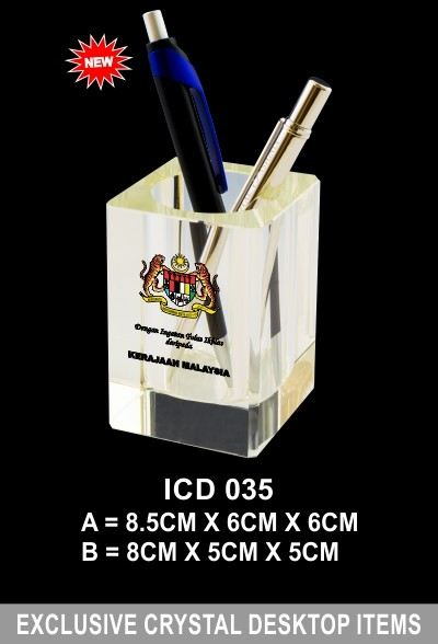 ICD 035 EXCLUSIVE CRYSTAL