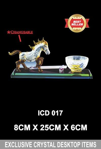ICD 017 EXCLUSIVE CRYSTAL