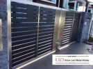 Stainless Steel Main Gate Stainless Steel Gate GATE
