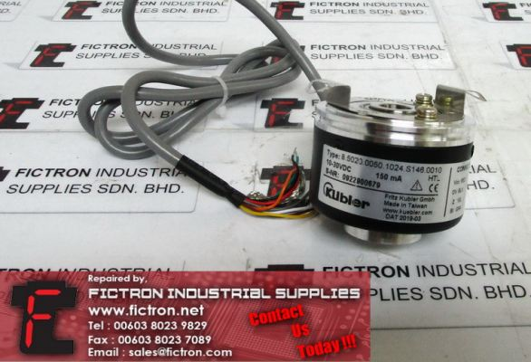 8.5020.0050.1024.S146.0010 8502000501024S1460010 KUEBLER Rotary Encoder Supply Malaysia Singapore Indonesia USA Thailand