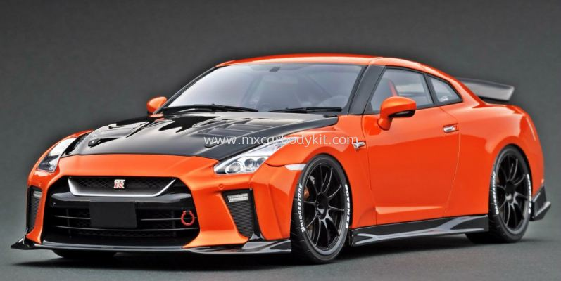 NISSAN SKYLINE R35 TOP SECRET BODYKIT