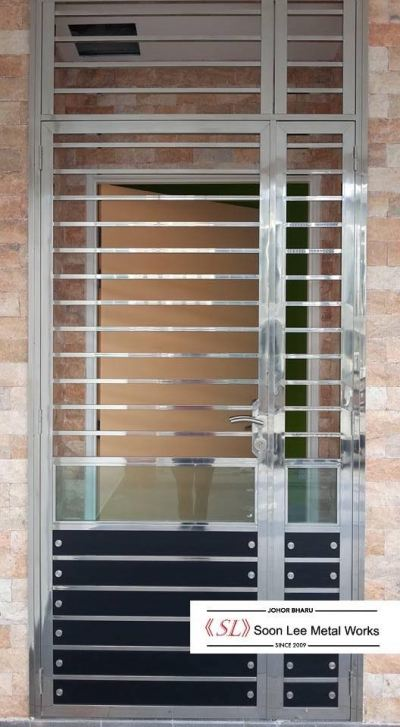 Stainless Stee Door Grill / Window Grill