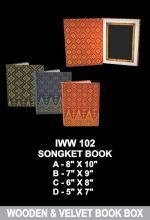 IWW 102 SONGKET BOOK