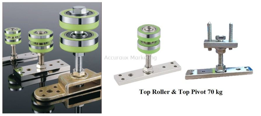 Multi Panel Slide & Fold Roller 70kg
