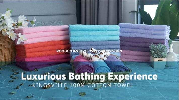 KINGSVILLE COTTON  BATH TOWEL